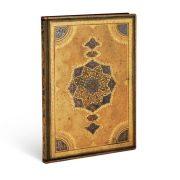Paperblanks FLEXIS notesz, füzet Safavid midi vonalas 176 old.