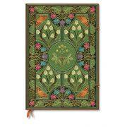 Paperblanks butikkönyv Poetry in Bloom grande üres