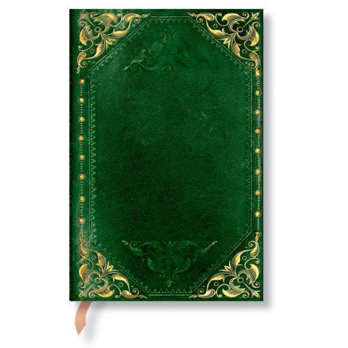 Paperblanks butikkönyv Velvet Cape mini vonalas