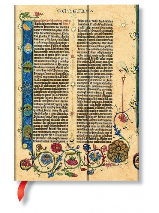Paperblanks butikkönyv Genesis midi vonalas