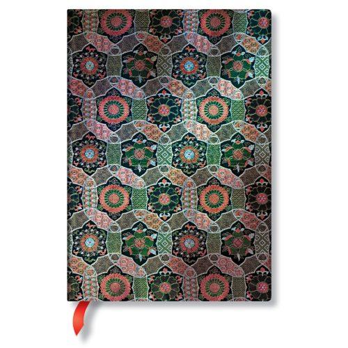 Paperblanks butikkönyv Chakra midi vonalas