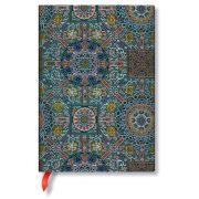 Paperblanks butikkönyv Padma midi vonalas