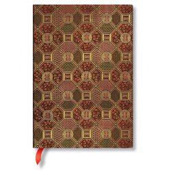 Paperblanks butikkönyv Mandala midi vonalas