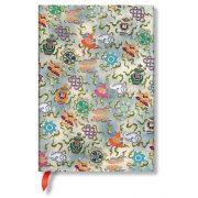 Paperblanks butikkönyv Shankha midi vonalas