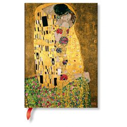 Paperblanks butikkönyv Klimt's 100th Anniversary – The Kiss  midi üres