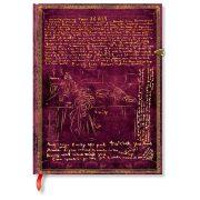 Paperblanks butikkönyv The Brontë Sisters ultra vonalas