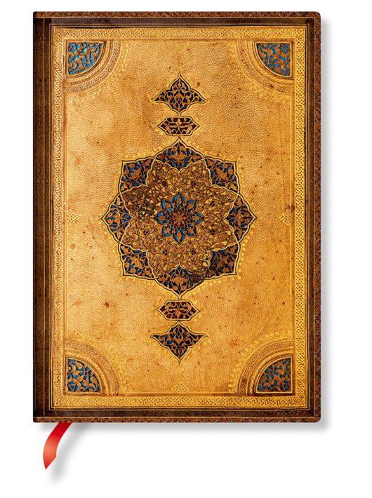 Paperblanks FLEXIS notesz, füzet Safavid midi üres 240 old.