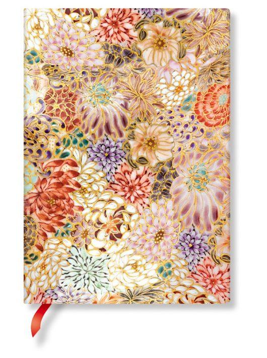 Paperblanks FLEXIS notesz, füzet Kikka midi üres 240 old.