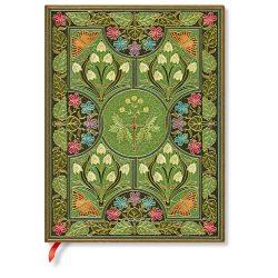 FLEXIS notesz, füzet Poetry in Bloom ultra üres 176 old.