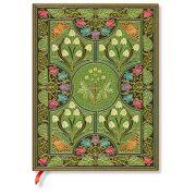 FLEXIS notesz, füzet Poetry in Bloom ultra üres 240 old.