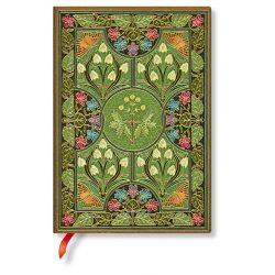 FLEXIS notesz, füzet Poetry in Bloom midi üres 240 old.