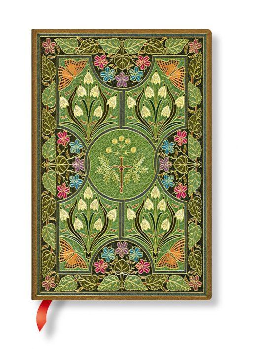 Paperblanks FLEXIS notesz, füzet Poetry in Bloom mini üres 176 old.