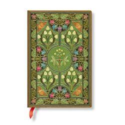 FLEXIS notesz, füzet Poetry in Bloom mini vonalas 240 old.