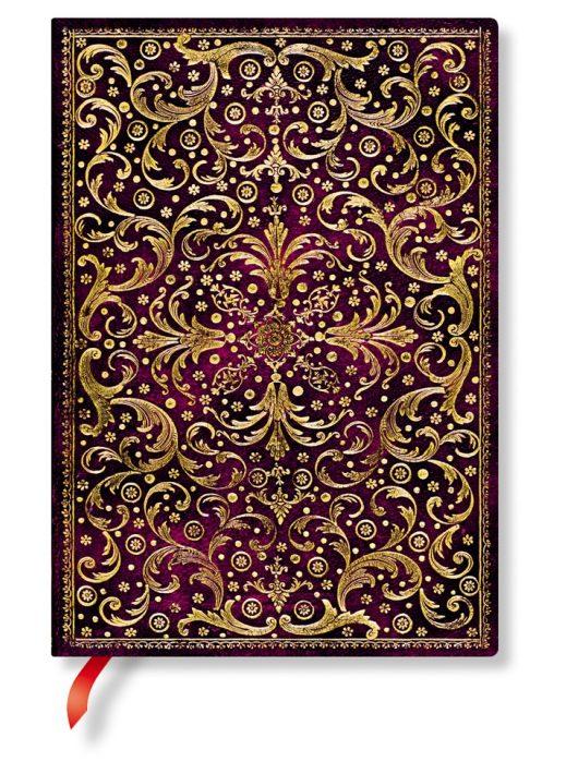 Paperblanks FLEXIS notesz, füzet Aurelia midi üres 176 old.