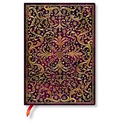 Paperblanks FLEXIS notesz, füzet Aurelia midi üres 240 old.