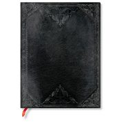 FLEXIS notesz, füzet Midnight Rebel Bold ultra vonalas 176 old.