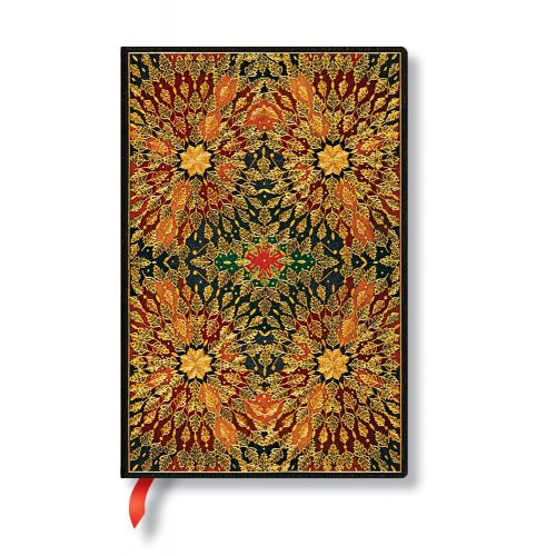 Paperblanks butikkönyv Fire Flowers mini üres