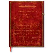 Paperblanks butikkönyv Napoleon's 250th Anniversary ultra vonalas