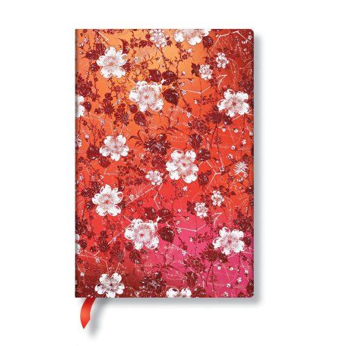 Paperblanks butikkönyv Sakura mini üres