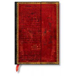 Paperblanks butikkönyv Orwell, Nineteen Eighty-Four midi üres