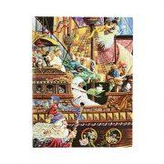 Paperblanks butikkönyv Maiden Voyage ultra vonalas