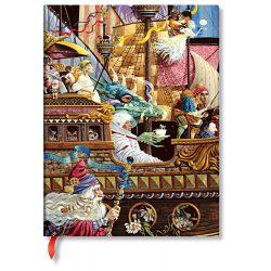 Paperblanks butikkönyv Maiden Voyage ultra üres