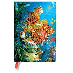 Paperblanks butikkönyv Sea Fantasies midi üres