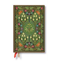 Paperblanks naptár (2020) 12 hónapos - Poetry in Bloom mini napi