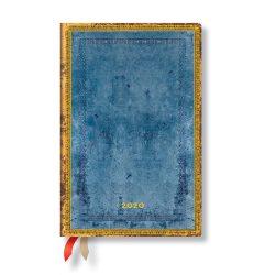 Paperblanks naptár (2020) 12 hónapos - Riviera mini horizontális
