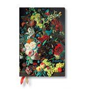 Paperblanks naptár (2020) 12 hónapos - Van Huysum mini verso