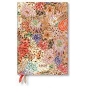 Paperblanks naptár (2020) 12 hónapos - Kikka midi vertikális