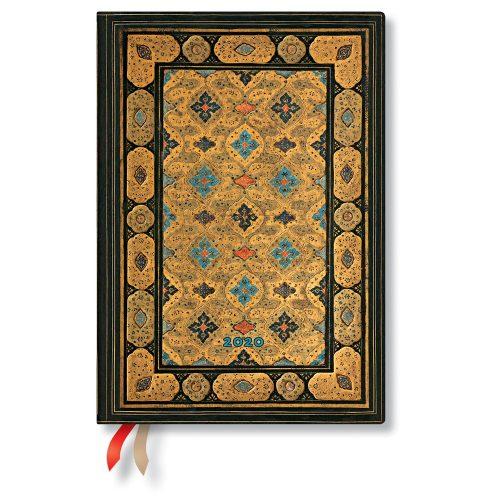 Paperblanks naptár (2020) 12 hónapos - Shiraz midi vertikális