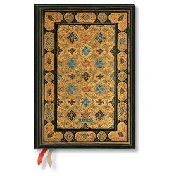 Paperblanks naptár (2020) 12 hónapos - Shiraz midi verso