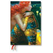 Paperblanks naptár (2020) 12 hónapos - Anticipation midi verso