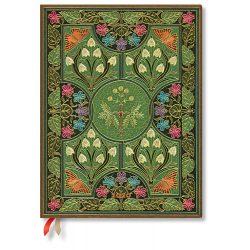 Paperblanks Flexi naptár (2020) 12 hónapos - Poetry in Bloom ultra vertikális