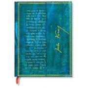 Paperblanks butikkönyv Verne, Twenty Thousand Leagues ultra üres