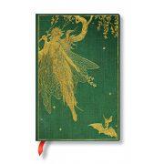 Paperblanks butikkönyv Olive Fairy mini vonalas