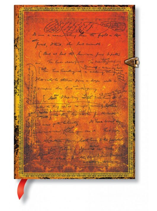 Paperblanks butikkönyv H.G. Wells' 75th Anniversary midi üres
