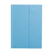 Paper-Oh Circulo Blue on Grey A5 vonalas