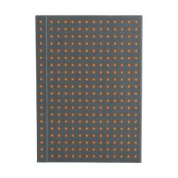 Paper-Oh Circulo Grey on Orange A7 vonalas