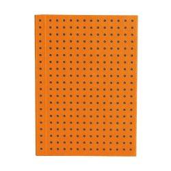 Paper-Oh Circulo Orange on Grey A7 vonalas