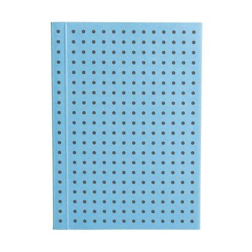 Paper-Oh Circulo Blue on Grey A7 üres