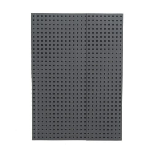 Paper-Oh Quadro Grey on Black A4 vonalas