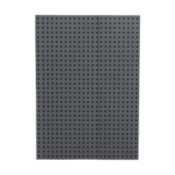 Paper-Oh Quadro Grey on Black A4 üres
