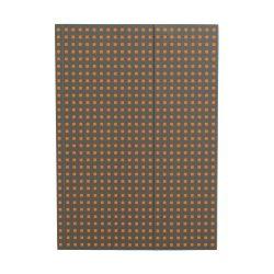 Paper-Oh Quadro Grey on Orange A4 vonalas