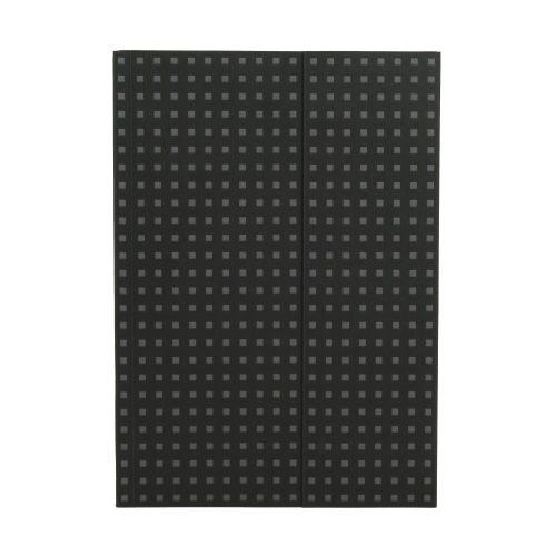 Paper-Oh Quadro Black on Grey B5 vonalas