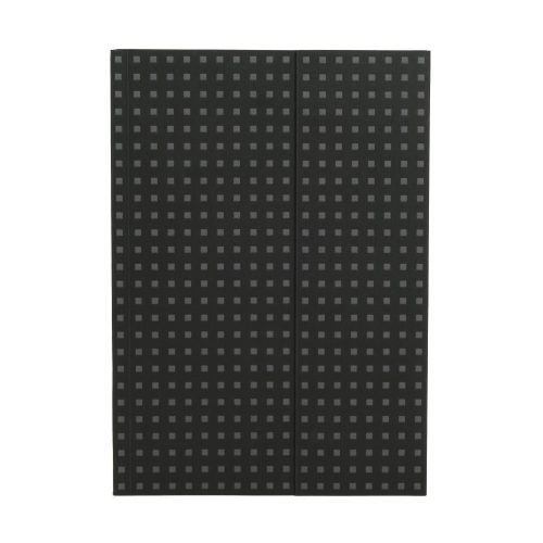Paper-Oh Quadro Black on Grey B5 üres