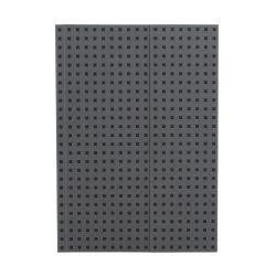Paper-Oh Quadro Grey on Black B5 vonalas