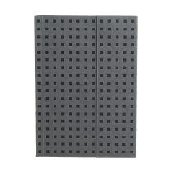 Paper-Oh Quadro Grey on Black B6 vonalas