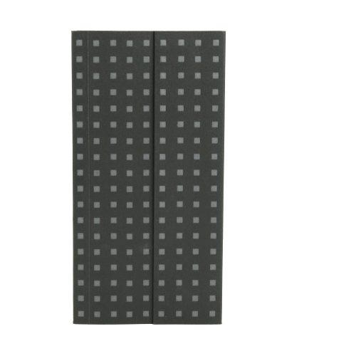 Paper-Oh Quadro Black on Grey B6.5 vonalas